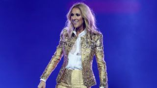 SYDNEY, AUSTRALIA - JULY 27:  Celine Dion performs at Qudos Bank Arena on July 27, 2018 in Sydney, Australia.  (Photo by Don Arnold/WireImage)