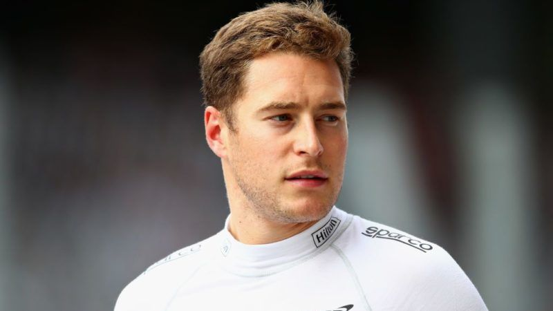 MONZA, ITALY - SEPTEMBER 01: Stoffel Vandoorne of Belgium and McLaren F1 walks in the Pitlane during qualifying for the Formula One Grand Prix of Italy at Autodromo di Monza on September 1, 2018 in Monza, Italy.  (Photo by Mark Thompson/Getty Images)