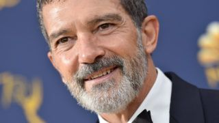 LOS ANGELES, CA - SEPTEMBER 17:  Antonio Banderas attends the 70th Emmy Awards at Microsoft Theater on September 17, 2018 in Los Angeles, California.  (Photo by Axelle/Bauer-Griffin/FilmMagic)