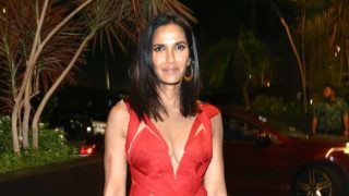 HOLLYWOOD, CA - SEPTEMBER 17:  Padma Lakshmi attends the Michael Che and Colin Jost's Emmys After Party presented by Google (captured on Google Pixel)  at Hollywood Roosevelt Hotel on September 17, 2018 in Hollywood, California.  (Photo by Tommaso Boddi/Getty Images for Google)