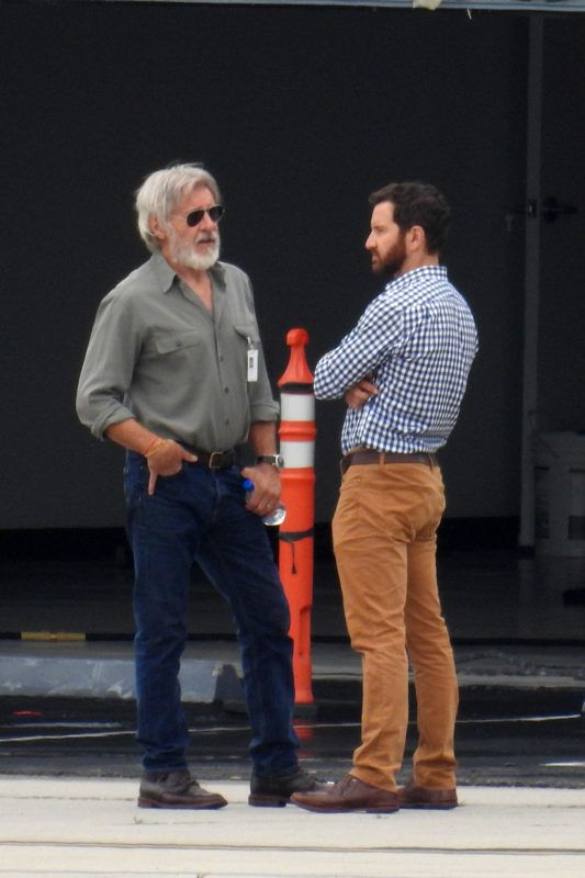 EXCLUSIVE: Exclusive : Harrison Ford,76, flies his jet with friend to Napa without Calista. 02 Aug 2018 Pictured: Harrison Ford. Photo credit: MEGA  TheMegaAgency.com +1 888 505 6342 September 2, 2018 *** Local Caption *** MEGA269461_003