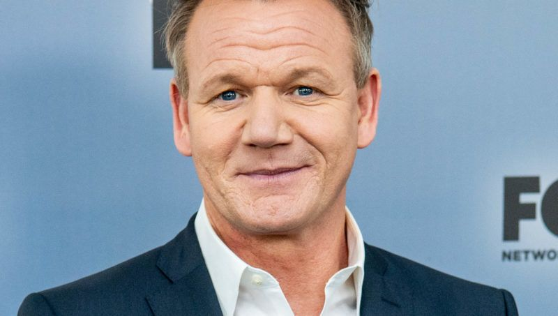 NEW YORK, NY - MAY 14: Gordon Ramsay attends the 2018 Fox Network Upfront at Wollman Rink, Central Park on May 14, 2018 in New York City.   Roy Rochlin/Getty Images/AFP