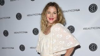 LOS ANGELES, CA - JULY 14:  Actress Drew Barrymore attends Beautycon Festival LA 2018 at Los Angeles Convention Center on July 14, 2018 in Los Angeles, California.  (Photo by Axelle/Bauer-Griffin/FilmMagic)