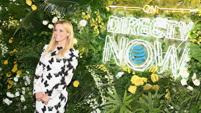 """attends the AT&T and Hello Sunshine launch celebration of """"Shine On With Reese"""" and """"Master The Mess"""" at NeueHouse Hollywood on August 6, 2018 in Los Angeles, California."""