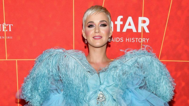 BEVERLY HILLS, CA - OCTOBER 18:  Katy Perry attends the amfAR Gala Los Angeles 2018 at Wallis Annenberg Center for the Performing Arts on October 18, 2018 in Beverly Hills, California.  (Photo by Kevin Tachman/amfAR/Getty Images for amfAR)