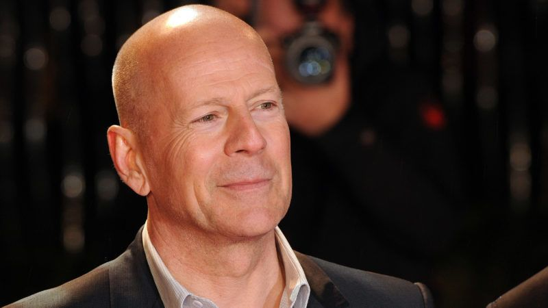 LONDON, UNITED KINGDOM - FEBRUARY 07: Bruce Willis attends the UK Premiere of 'A Good Day To Die Hard' at Empire Leicester Square on February 7, 2013 in London, England. (Photo by Eamonn McCormack/WireImage)
