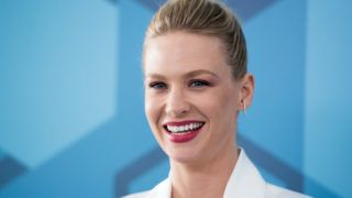 NEW YORK, NY - MAY 16:  Actress January Jones attends the 2016 Fox Upfront at Wollman Rink, Central Park on May 16, 2016 in New York City.  (Photo by Noam Galai/WireImage)