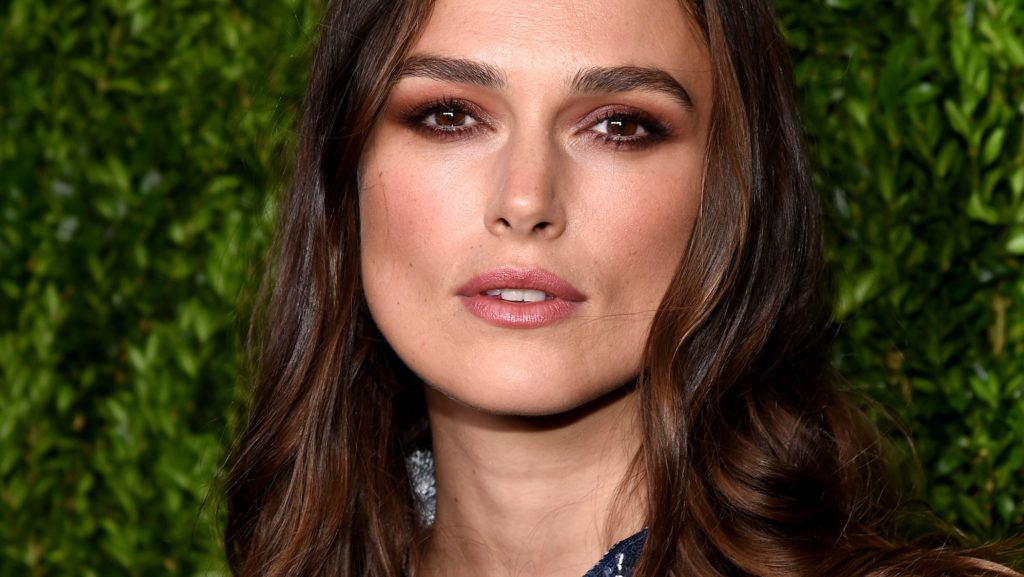 NEW YORK, NY - SEPTEMBER 06:  Actress Keira Knightley attends the CHANEL Fine Jewelry Dinner in honor of Keira Knightley at The Jewel Box, Bergdorf Goodman on September 6, 2016 in New York City.  (Photo by Dimitrios Kambouris/WireImage  )