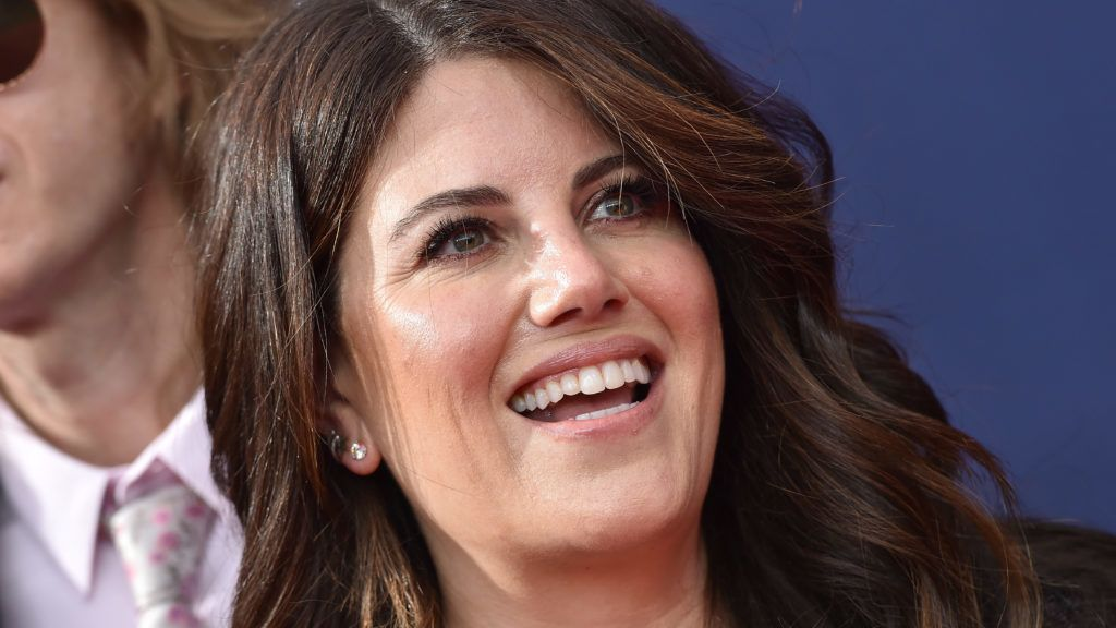 LOS ANGELES, CA - SEPTEMBER 08:  Monica Lewinsky attends the 2018 Creative Arts Emmy Awards at Microsoft Theater on September 8, 2018 in Los Angeles, California.  (Photo by Axelle/Bauer-Griffin/FilmMagic)