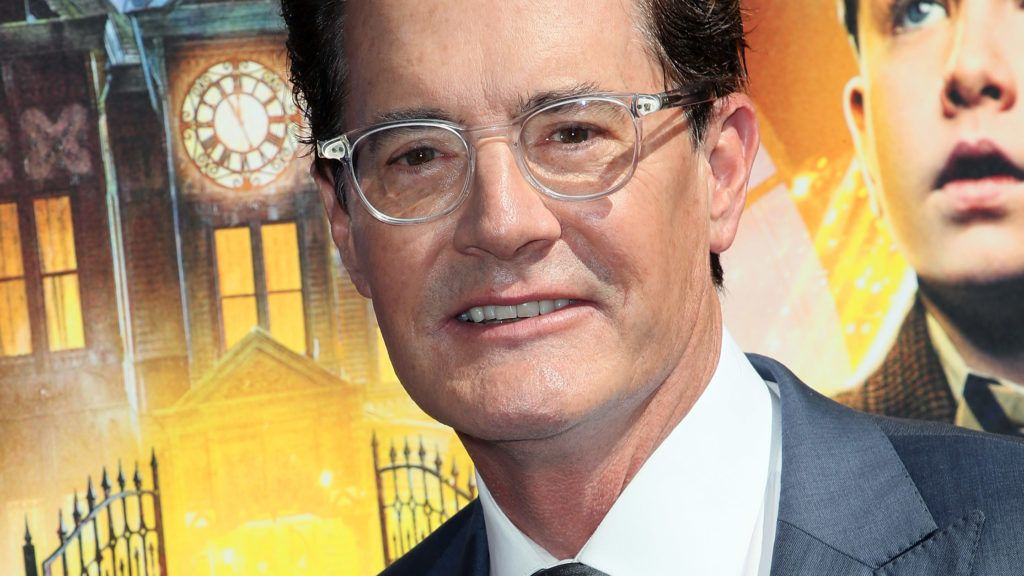 """HOLLYWOOD, CA - SEPTEMBER 16:  Kyle MacLachlan attends the premiere of Universal Pictures' """"The House with a Clock in Its Walls"""" at TCL Chinese Theatre IMAX on September 16, 2018 in Hollywood, California.  (Photo by David Livingston/Getty Images)"""