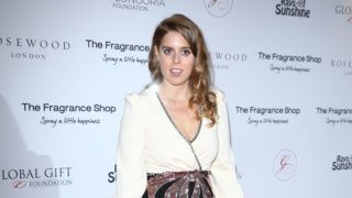 LONDON, ENGLAND - NOVEMBER 02: Princess Beatrice of York attends The 9th Annual Global Gift Gala held at The Rosewood Hotel on November 02, 2018 in London, England. (Photo by Tim P. Whitby/Tim P. Whitby/Getty Images)