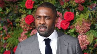 LONDON, ENGLAND - NOVEMBER 18:  Idris Elba attends the Evening Standard Theatre Awards 2018 at Theatre Royal Drury Lane on November 18, 2018 in London, England.  (Photo by Karwai Tang/WireImage)