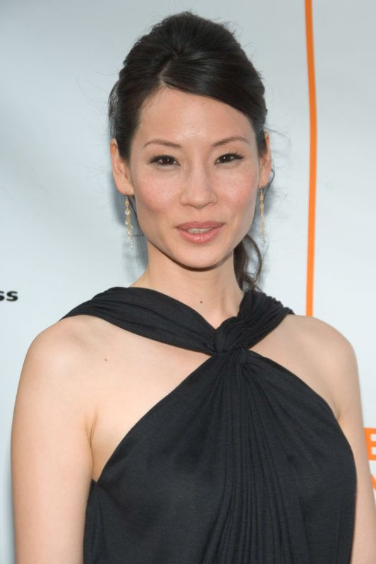 Lucy Liu during 5th Annual Tribeca Film Festival - Freedom's Fury New York Screening at Loews 11th Street Cinemas in New York City, New York, United States. (Photo by Lawrence Lucier/FilmMagic)