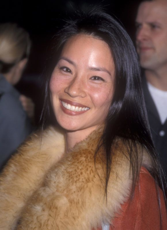 """Lucy Liu during """"Go"""" Hollywood Premiere at Cinerama Dome in Hollywood, California, United States. (Photo by Barry King/WireImage)"""