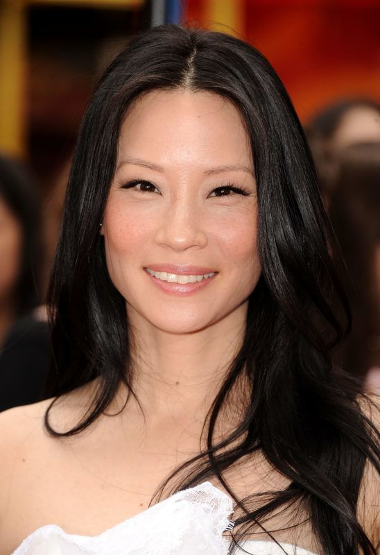 """HOLLYWOOD, CA - MAY 22:  Actress Lucy Liu arrives at the Los Angeles premiere of """"Kung Fu Panda 2"""" held at Grauman's Chinese Theatre on May 22, 2011 in Hollywood, California.  (Photo by Steve Granitz/WireImage)"""