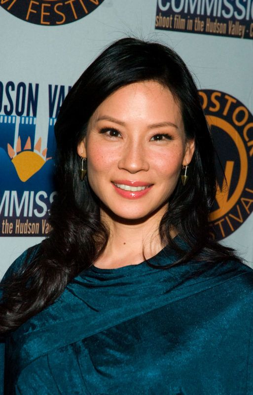 Actress Lucy Liu attends the 10th Anniversary Woodstock Film Festival launch party at Libation on September 22, 2009 in New York City. (Photo by Steven A Henry/WireImage)