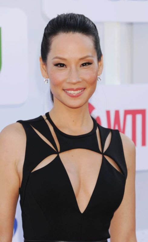 BEVERLY HILLS, CA - JULY 29: Lucy Liu arrives at the CBS, Showtime and The CW 2012 TCA summer tour party at 9900 Wilshire Blvd on July 29, 2012 in Beverly Hills, California.  (Photo by Jeffrey Mayer/WireImage)