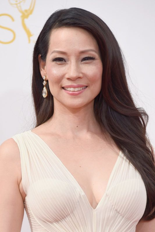 LOS ANGELES, CA - AUGUST 25:  Actress Lucy Liu attends the 66th Annual Primetime Emmy Awards held at Nokia Theatre L.A. Live on August 25, 2014 in Los Angeles, California.  (Photo by Frazer Harrison/Getty Images)