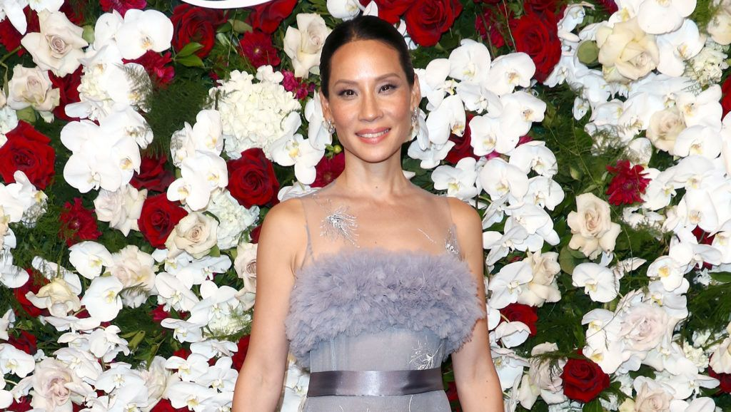 NEW YORK, NY - SEPTEMBER 18:  Actress Lucy Liu attends The American Theatre Wing's Centennial Gala at Cipriani 42nd Street on September 18, 2017 in New York City.  (Photo by Jim Spellman/WireImage)