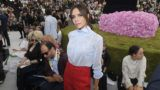 PARIS, FRANCE - JUNE 23:  Victoria Beckham attends the Dior Homme Menswear Spring/Summer 2019 show as part of Paris Fashion Week on June 23, 2018 in Paris, France.  (Photo by Victor Boyko/Getty Images for Dior)