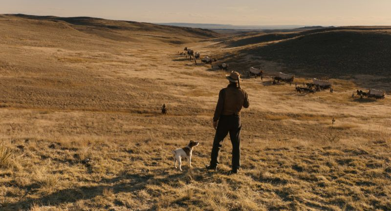 Grainger Hines is Mr. Arthur in The Ballad of Buster Scruggs, a film by Joel and Ethan Coen.