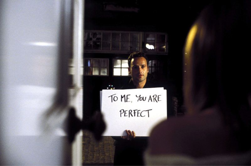 Love actually 2003 Real  Richard Curtis Andrew Lincoln. Collection Christophel © Working Title Films / DNA Film