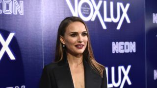 """HOLLYWOOD, CALIFORNIA - DECEMBER 05: Natalie Portman attends the premiere of Neon's """"Vox Lux"""" at ArcLight Hollywood on December 05, 2018 in Hollywood, California. (Photo by Alberto E. Rodriguez/Getty Images)"""