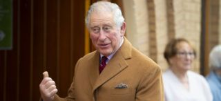 CARDIFF, WALES - DECEMBER 07: Prince Charles, Prince of Wales arrives for an official visit to City Hospice Cardiff on December 7, 2018 in Cardiff, Wales. The Prince of Wales opened the hospice in 2005 and has been the patron since 1998. (Photo by Matthew Horwood/Getty Images) (Photo by Matthew Horwood/Getty Images)