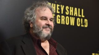 """HOLLYWOOD, CALIFORNIA - DECEMBER 07: Peter Jackson attends the Warner Bros. premiere of """"They Shall Not Grow Old"""" at Linwood Dunn Theater at the Pickford Center for Motion Study on December 07, 2018 in Hollywood, California.   Alberto E. Rodriguez/Getty Images/AFP"""