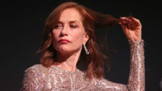 ROME, ITALY - OCTOBER 20:  Isabelle Huppert attends the Lifetime Achievement Award during the 13th Rome Film Fest at Auditorium Parco Della Musica on October 20, 2018 in Rome, Italy.  (Photo by Franco Origlia/Getty Images)