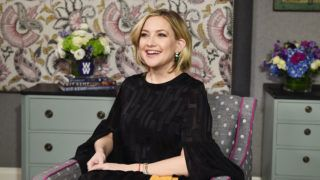 NEW YORK, NY - JANUARY 10: WW ambassador Kate Hudson talks holistic wellness and the power of community on January 10, 2019 in New York City.  (Photo by Ilya S. Savenok/Getty Images for Weight Watchers)