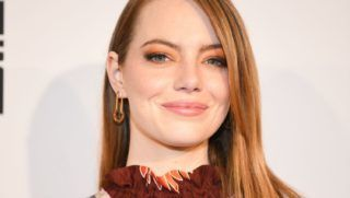 LOS ANGELES, CALIFORNIA - JANUARY 05: Emma Stone arrives at the BAFTA Los Angeles Tea Party at the Four Seasons Hotel Los Angeles in Beverly Hills on January 05, 2019 in Los Angeles, California. (Photo by Morgan Lieberman/FilmMagic)