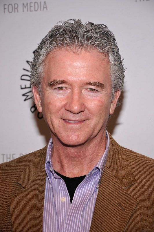 """BEVERLY HILLS, CA - SEPTEMBER 21:  Actor Patrick Duffy arrives at a screening of the classic TV show """"The Man From Atlantis"""" as part of The Retro TV Action-Adventure-Thon at The Paley Center for Media on September 21, 2012 in Beverly Hills, California.  (Photo by Michael Tullberg/Getty Images)"""