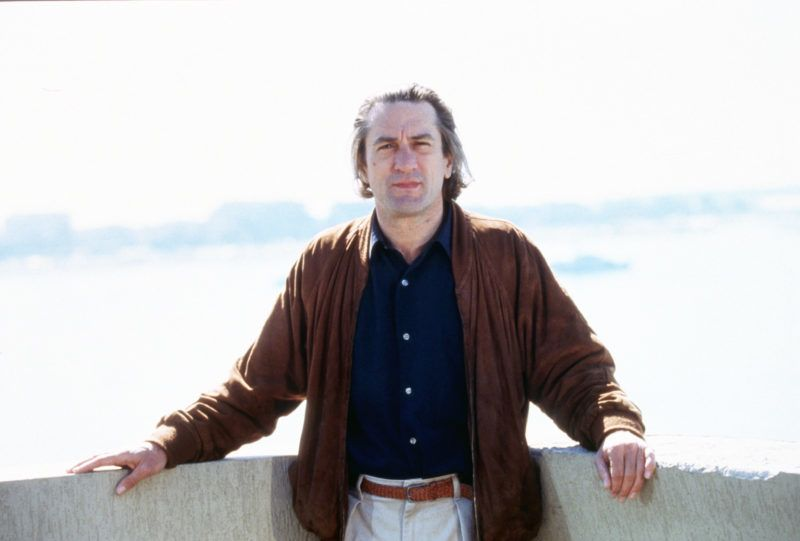 CANNES, FRANCE - CIRCA 1991: Robert De Niro attends the 44th Annual Cannes Film Festival circa 1991 in Cannes, France. (Photo by Images Press/IMAGES/Getty Images)