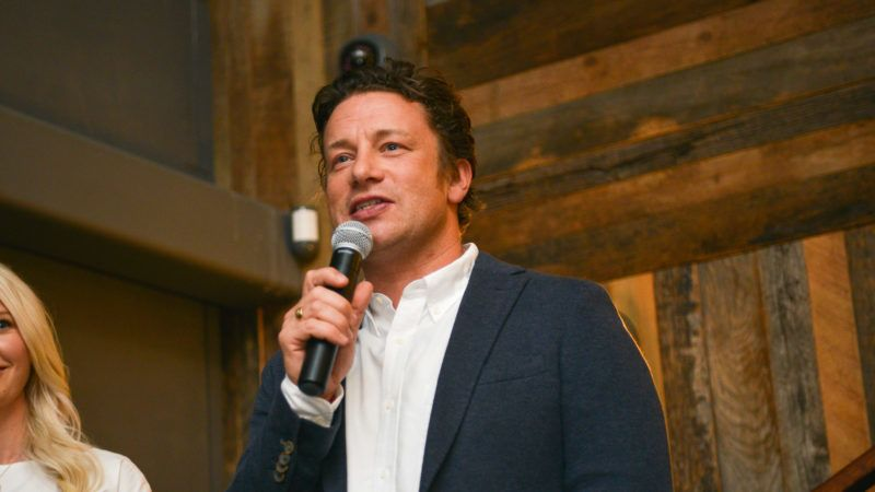 TORONTO, ON - OCTOBER 05:  Jamie Oliver visits Jamie's Italian Canada at Yorkdale Shopping Centre on October 5, 2016 in Toronto, Canada.  (Photo by GP Images/WireImage)