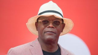 LONDON, ENGLAND - JULY 08:  Samuel L Jackson attends the 'Incredibles 2' UK premiere at BFI Southbank on July 8, 2018 in London, England.  (Photo by Samir Hussein/WireImage)