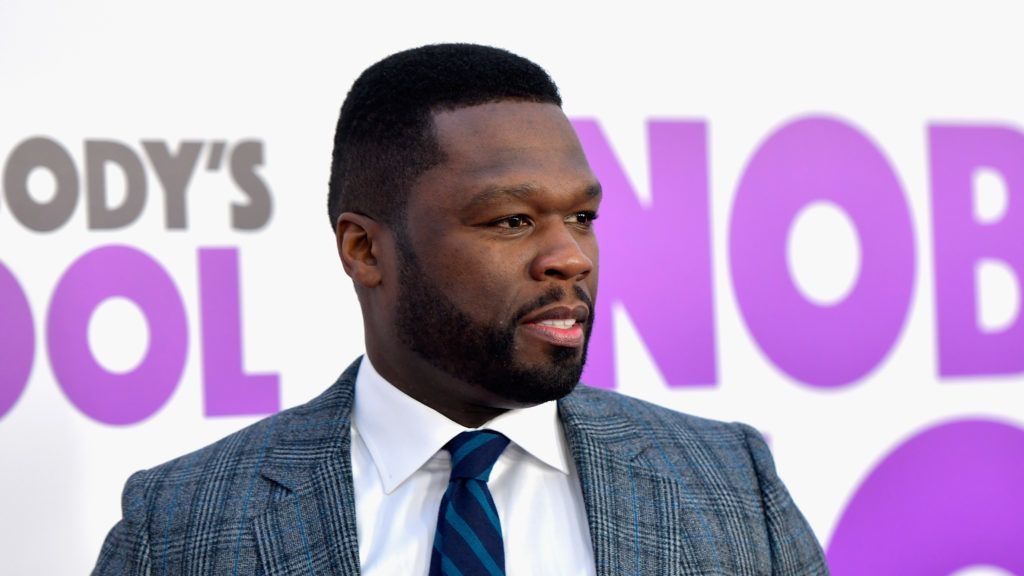 """NEW YORK, NY - OCTOBER 28:  Curtis """"50 Cent"""" Jackson attends the world premiere of 'Nobody's Fool' at AMC Lincoln Square Theater on October 28, 2018 in New York, New York.  (Photo by Roy Rochlin/Getty Images for Paramount Pictures)"""