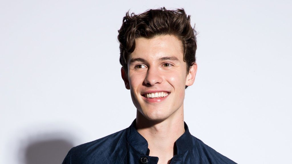 3883f451d4 calvin kleinshawn mendes. LOS ANGELES, CA - OCTOBER 09: Shawn Mendes poses  for a portrait at the