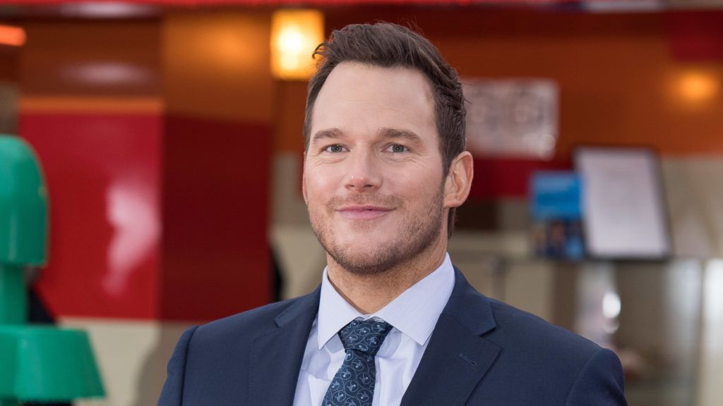"""LONDON, ENGLAND - FEBRUARY 01: Chris Pratt attends the opening of the Pop-Up Lego cafe """"The Coffee Chain"""" to celebrate the release of """"The Lego Movie 2"""" at Observation Point on February 01, 2019 in London, England. (Photo by Jeff Spicer/WireImage)"""
