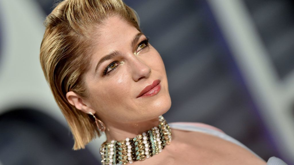 BEVERLY HILLS, CALIFORNIA - FEBRUARY 24: Selma Blair attends the 2019 Vanity Fair Oscar Party Hosted By Radhika Jones at Wallis Annenberg Center for the Performing Arts on February 24, 2019 in Beverly Hills, California. (Photo by Axelle/Bauer-Griffin/FilmMagic)