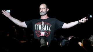 AUSTIN, TX - SEPTEMBER 21:  Brody Stevens performs during the Funny Or Die Oddball Comedy Festival at the Austin360 Amphitheater on September 21, 2014 in Austin, Texas.  (Photo by Gary Miller/Getty Images)