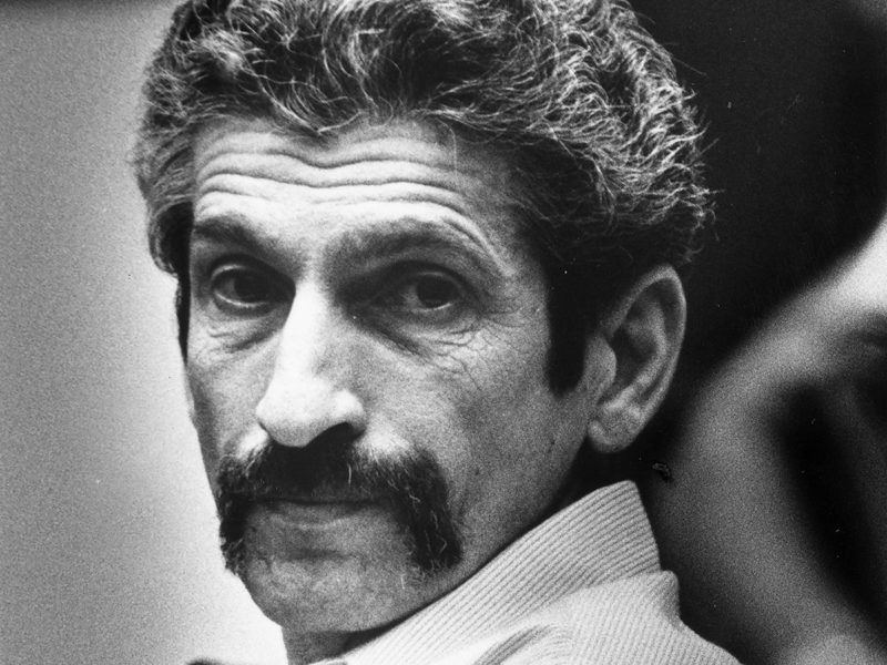 ME.Hillside3.0921???Angelo Anthony Buono Jr., hillside strangler, in court in this 1984 photo.  (Photo by Ken Hively/Los Angeles Times via Getty Images)