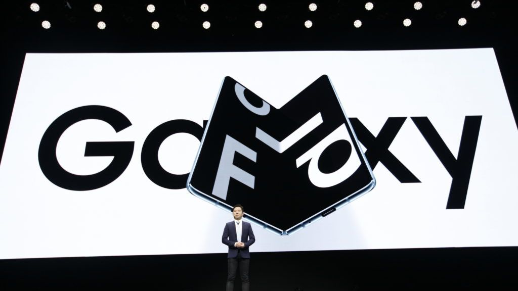 """Feng En, marketing head for Samsung China, introduces the Samsung Galaxy Fold smartphones during the launch event in Wuzhen town, Jiaxing city, east China's Zhejiang province, 28 February 2019.  A couple of days ago, Samsung officially launched its next-generation Galaxy S-series smartphones, which includes Galaxy S10, S10 Plus, S10e, and S10 5G. Now, the company has revealed that the Galaxy S10 series was launched in China on 28 February 2019. The company has also announced something called """"first-time experience plan"""", which seems like an early-adopter scheme for the Galaxy S10, S10 Plus, and S10e. In this, the first time buyers of the Galaxy S-series smartphones will get their hands on the device on 25th February. As per the reports, the company has prepared a stock of around 10,000 units for this offer. The early adopter pricing of the Galaxy S10e in China in 5,300 yuan, which roughly converts to $788 while the Galaxy S10 costs 6,300 yuan (approximately $936). The Galaxy S10 Plus will cost 7,300 yuan (approximately $1085) while the 12GB RAM and 1TB storage model of S10 Plus is priced at 12,000 yuan, roughly $1783. The Galaxy S10 sports a 5.8-inch """"Dynamic"""" Infinity-O AMOLED while the S10+ comes with a bigger 6.44-inch display. The display supports QHD+ resolutions and 19:9 aspect ratios and is HDR10+ certified. The devices come with an ultrasonic in-display fingerprint sensor which Samsung says is faster than the optical fingerprint sensors."""