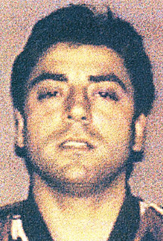 """(FILES) In this file handout photo released on February 7, 2008 by Italian Police shows Frank Cali, presumed Mafia member suspected of drug trafficking in Sicily and arrested in the operation codenamed """"Old Bridge on February 7, 2008. - Frank Cali, the Gambino crime family boss, was shot and killed in Staten Island on March 13, 2019, US media reported. (Photo by Handout / POLIZIA ITALIANA / AFP) / RESTRICTED TO EDITORIAL USE - MANDATORY CREDIT """"AFP PHOTO / """" - NO MARKETING NO ADVERTISING CAMPAIGNS - DISTRIBUTED AS A SERVICE TO CLIENTS"""