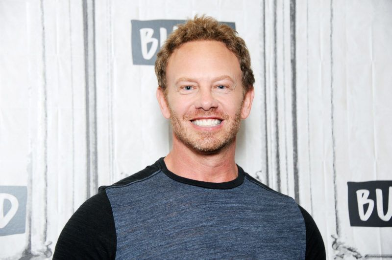 NEW YORK, NY - AUGUST 17:  Actor Ian Ziering visits Build Brunch to discuss the film 'Sharknado 6' at Build Studio on August 17, 2018 in New York City.  (Photo by Desiree Navarro/WireImage)