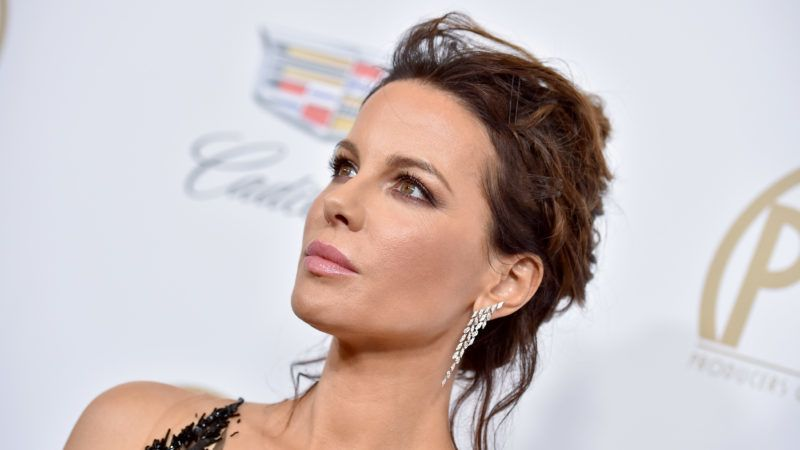 BEVERLY HILLS, CA - JANUARY 19:  Kate Beckinsale attends the 30th Annual Producers Guild Awards at The Beverly Hilton Hotel on January 19, 2019 in Beverly Hills, California.  (Photo by Axelle/Bauer-Griffin/FilmMagic)