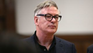 NEW YORK, NY - JANUARY 23: Actor Alec Baldwin appears on January 23, 2019 in Manhattan Criminal Court in New York City. Baldwin pleaded guilty to second-degree harassment related to an altercation he had with another man over a parking space in 2018. (Photo by Alec Tabak-Pool/Getty Images)