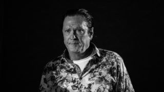 (EDITOR'S NOTE: Image was converted to black and white) Actor Michael Madsen attends the photocall for 'TaTaTu' at Studios Ex De Paolis on March 06, 2019 in Rome, Italy. (Photo by Luca Carlino/NurPhoto via Getty Images)