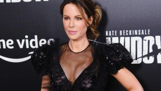 """NEW YORK, NEW YORK - MARCH 01: Actress Kate Beckinsale attends """"The Widow"""" New York Premiere at Crosby Street Hotel on March 01, 2019 in New York City. (Photo by Nicholas Hunt/WireImage)"""