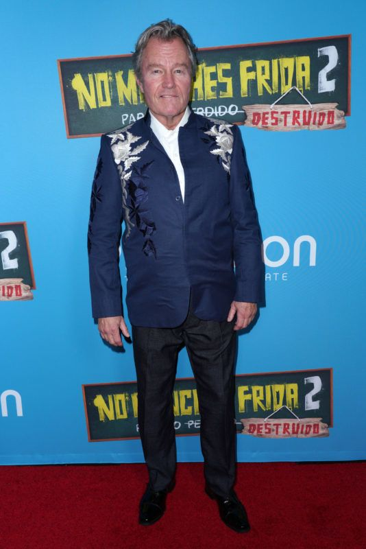 LOS ANGELES, CALIFORNIA - MARCH 05:  Actor John Savage attends the premiere of Pantelion Films' ' No Manches Frida 2' at Regal Cinemas L.A. LIVE Stadium 14 on March 05, 2019 in Los Angeles, California. (Photo by JC Olivera/Getty Images)